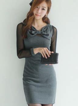 Dress Cantik Import Bagus Murah Ds157 dress korea cantik murah jual model terbaru murah