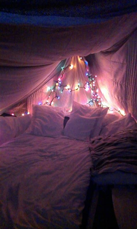 Cool Pillow Forts by 40 Wedding Bed Decoration Ideas Bored