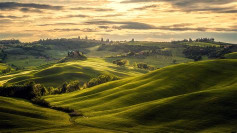Landscape Photography Italy Tuscany Landscape Italy Europe Hd Wallpaper