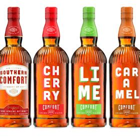 fifth of southern comfort southern comfort unveils new flavour and packaging