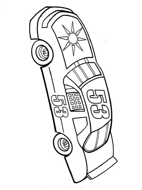 nascar coloring pages toyota nascar pages coloring pages