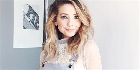 Or Zoella Six Times Rumors About Zoella Were Completely Wrong Social Zoella Just Jared Jr