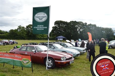 jaguar enthusiasts club events features page featured events