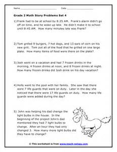 word problem worksheets for 2nd grade abitlikethis