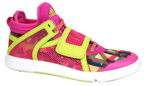 adidas performance borama womens trainers lace up running shoes pink aq5339 m15 ebay