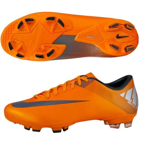 nike orange football shoes nike mercurial victory ii orange nike soccer cleats