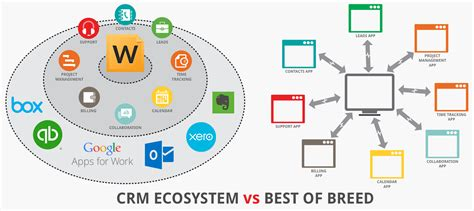 best breed of best of breed or crm ecosystem the best choice to grow your business work etc