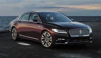 2017 lincoln continental a full fledged luxury car worthy