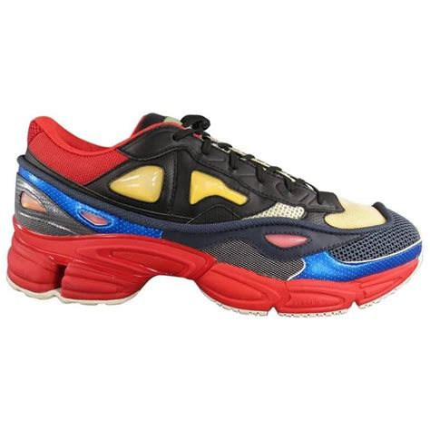 Raf Simons Shoes Size 12 by Raf Simons X Adidas Size 12 Multi Color Ozweego 2 Sneakers At 1stdibs
