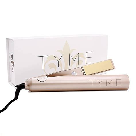 Tyme Pro Iron - tyme iron 2 in 1 curling iron and straightener for all