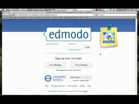 edmodo youtube edmodo student tutorial youtube