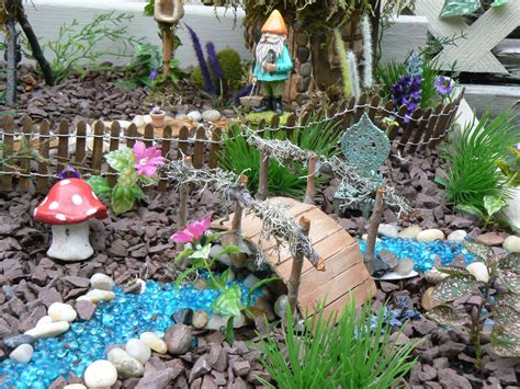 Homemade Flower Pots Ideas by Ally S Enchanted Fairy Garden Ally S Enchanted Fairy Garden