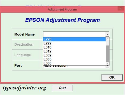 resetter adjustment program epson l120 program resetter epson l120