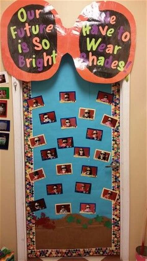 themes in story of the door end of year door may june kindergarten prek bulletin