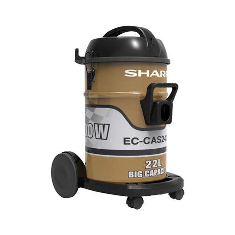 Vacuum Cleaner Sharp Ec Cw110 R sharp vacuum cleaner ec ca2422 z at esquire electronics ltd