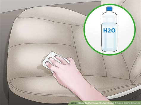 best way to remove stains from car upholstery how to remove soda stains from car carpet best