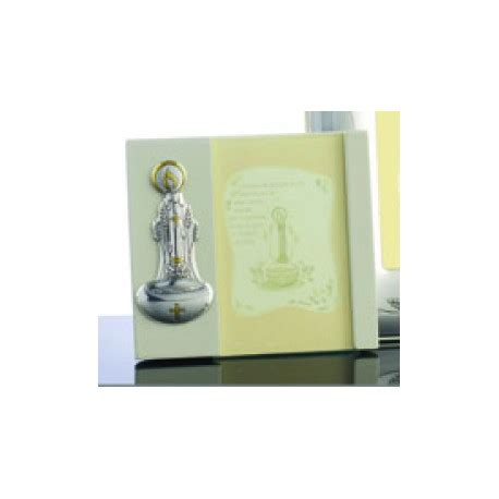 cornice argento battesimo cornice battesimo