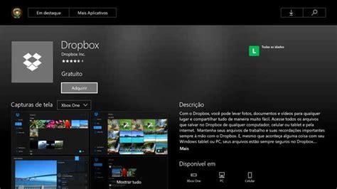 dropbox xbox xbox one como usar o dropbox para reproduzir arquivos no