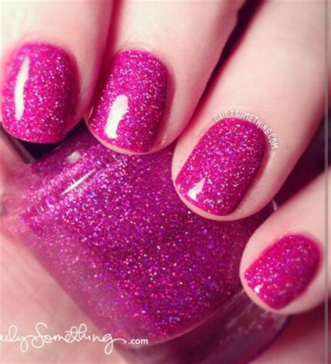 Best Girly - girly nails pink image 4368063 by marine21 on favim