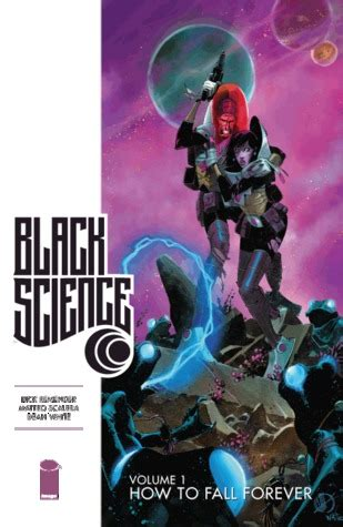 earth fall book one volume 1 books black science vol 1 how to fall forever by rick remender