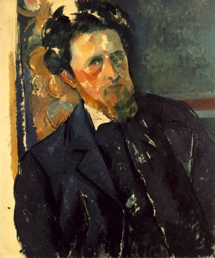 cezanne by himself drawings 0316728136 epph c 233 zanne s portrait of geffroy 1895 and later portraits