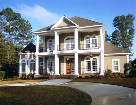 southern style house plans exterior home design styles exterior house
