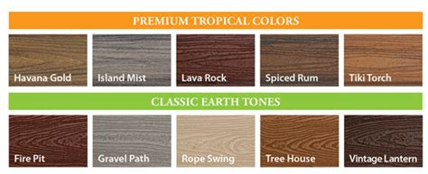 trex transcend colors trex s best decking and railing line in stock at erie