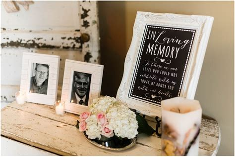 memory table at wedding reception collin wine and charcoal south dakota fall