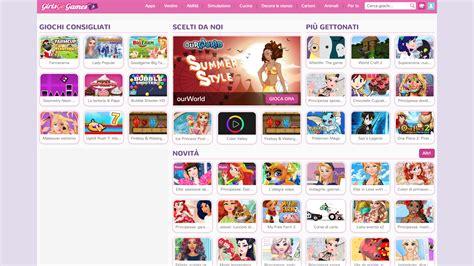 giochi di cucina gratis in italiano siti giochi gratis i 3 migliori per le ragazze prima