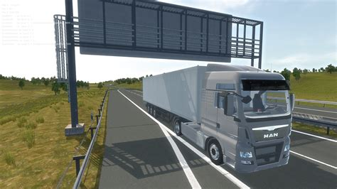 truck on on the road truck simulator aerosoft simuplay