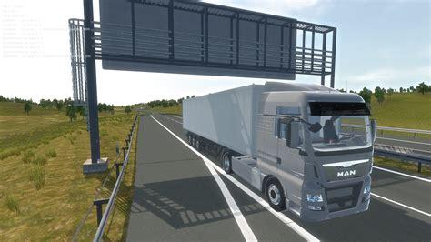 truck on on the road truck simulator aerosoft simuplay