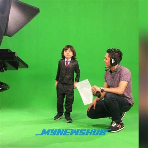 format pembaca berita peluang kanak kanak jadi pembaca berita mynewshub