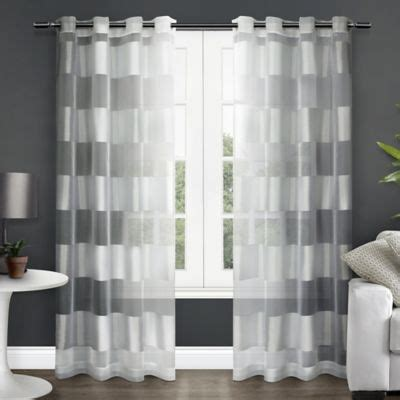 sheer gray patterned curtains curtain menzilperde net sheer stripe grommet curtains curtain menzilperde net