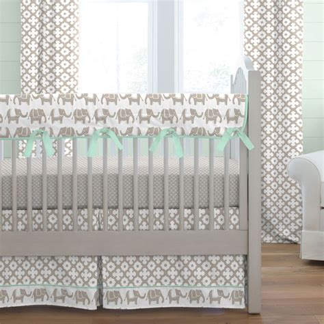 Unisex Crib Bedding 61 Best Images About Gender Neutral Crib Bedding On Pinterest Taupe Pom Pon And Gray Chevron