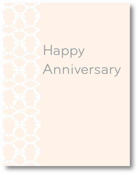 printable work anniversary cards 6 best images of happy anniversary free printable template