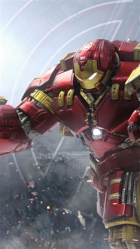 wallpaper hulkbuster avengers  creative graphics