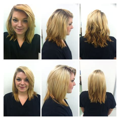 hair cut steps after cancer before and after hair design