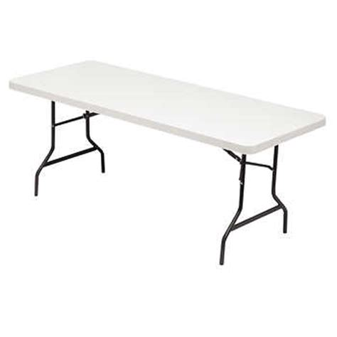 Alera Folding Banquet Table 72 Quot X 29 Quot Platinum