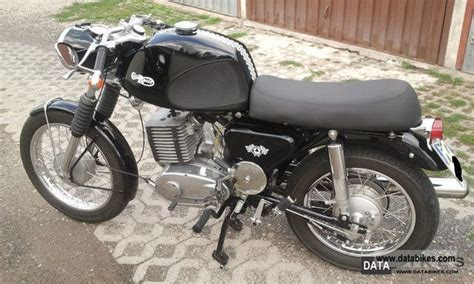 Jok Ts125 Model Builtup 1980 mz ts 250
