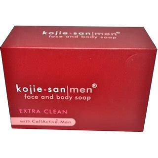 Kojie San Whitening Soap 135gr kojie san soap clean with cellactive