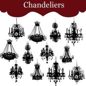 chandelier photoshop brushes free photoshop brushes vintage frames