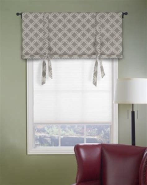 Fake Roman Shade - diy window blinds 2017 grasscloth wallpaper