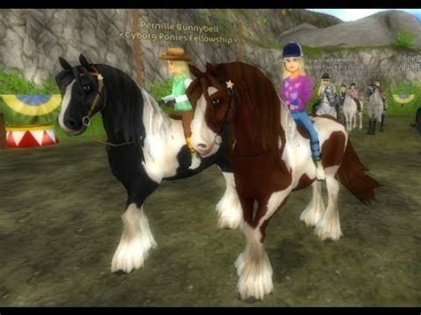 tinker horse star stable download link youtube star stable online gypsy vanners