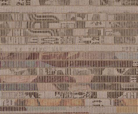 newspaper wallpaper pinterest recycled newspaper and polyester yarn wallpaper pinterest