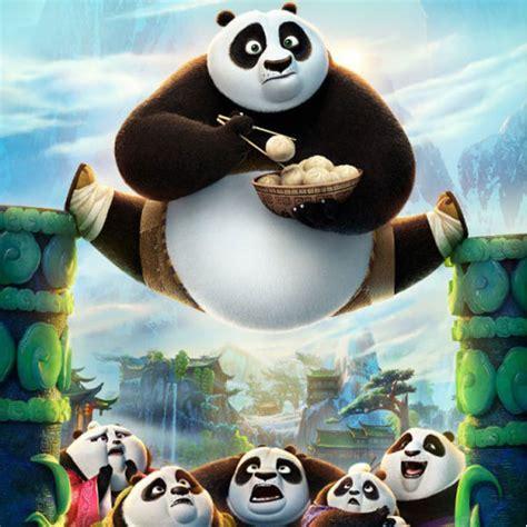 Kaos Kungfu Panda Panda Split kung fu panda 3