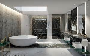 Luxury Bathrooms London Vivienne Westwood Designs Penthouse At The London West