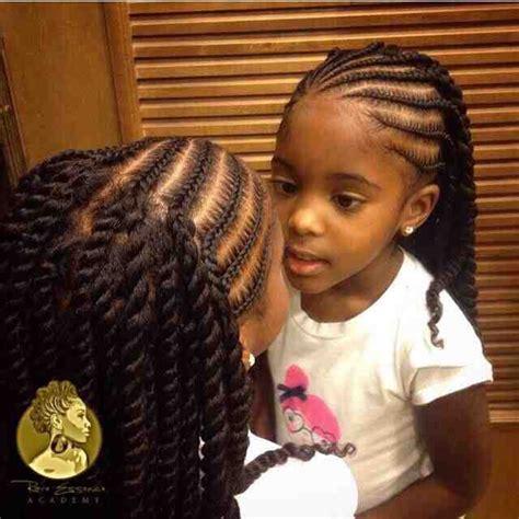 hairstyles braids little little girl braid hairstyles with weave www pixshark com