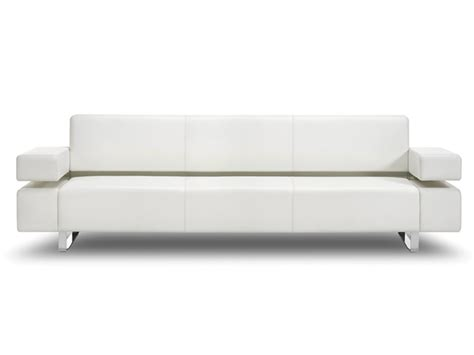 3 seater leather sofa poseidone 3 seater sofa by true design design leonardo