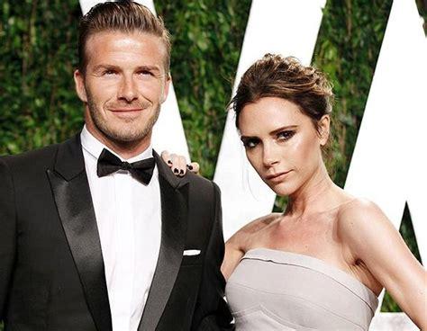 David Beckham Marriage Secrets by And David Beckham Snub Posh Restaurants For