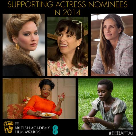 best supporting actress nominations 2014 nominations for bafta best supporting actress itv news